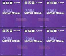 free auto repair manuals 2004 cadillac xlr lane departure warning 2004 escalade shop manual cadillac service repair book gmc ebay