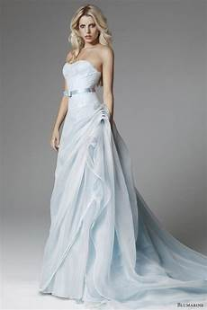special wedding dresses clean fresh blue wedding dresses blumarine 2013 bridal collection