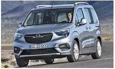 Opel Combo Test Autozeitung De
