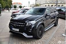 Mercedes Amg Gls 63 X166 23 September 2016 Autogespot