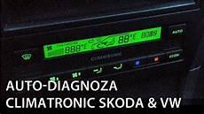 Kalibracja I Autodiagnoza Climatronic škoda Octavia