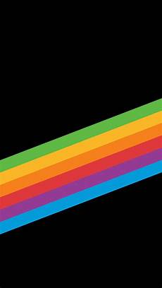 iphone x wallpaper rainbow heritage rainbow stripe iphone x iphone 8 ios 11 stock