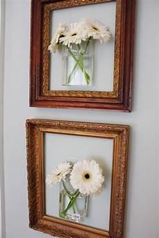 bilderrahmen verzieren ideen simple and wall mount vase