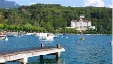 menthon st bernard lake annecy deck chair villas