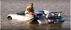 Bugatti Crash Into Water by Bugatti Veyron Lake Crash Driver Faces 20 Years For Fraud