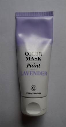 lavender color mask paint the aid kc professional color mask paint lavender a k a how i spent 29 for nothing