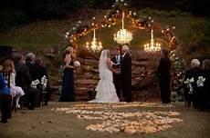a fall outdoor wedding styleblueprint