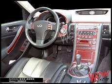 vehicle repair manual 2007 infiniti g35 interior lighting 05 06 infiniti g35 sedan basic dash kit w navigation w manual transmission 34 pcs auto