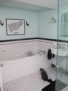 black white bathroom ideas finishing touches deco lighting big dig reno