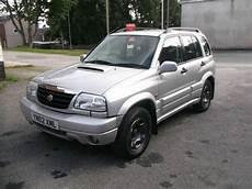 suzuki grand vitara 4x4 2 litre turbo diesel 02 plate mot