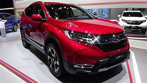 2020 Honda Crv Changes  Cars Review Release