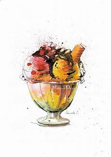 1268 best images about ice cream illustrations on pinterest overlays ice cream coloring pages