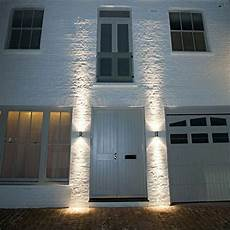 modern wall light up down led sconce lighting l outdoor waterproof fixture bd ebay