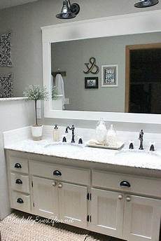diy farmhouse master bathroom makeover farmhouse bathroom mirrors bathroom mirror makeover