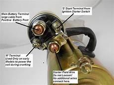82 gm starter wiring wiring my starter third generation f message boards