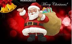 christmas santa wallpaper 2560x1600