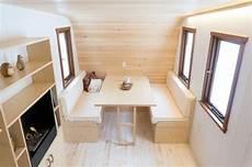 Beautifully Designed Crafted Wood Hut Wheels Modular Furniture