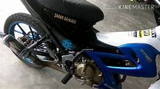 Modifikasi Shock Belakang Scorpio by Satria Fu Modifikasi Meninggikan Shock Depan Dan Belakang