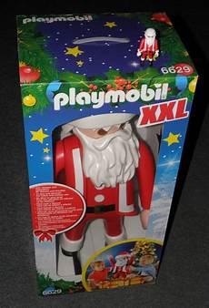 weihnachtsmann playmobil figur 65 cm drinnen u