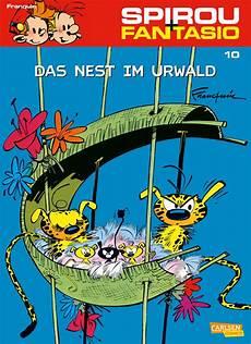 Malvorlagen Urwald Harry Potter Spirou Und Fantasio 10 Das Nest Im Urwald Andr 233
