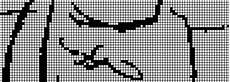 pixel schwarz weiß dokumente und algorithmen pixelgraphik