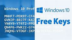 Windows 10 Free Key 100 Working Pro Home Enterprise