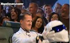 le stig francais the stig is revealed as michael schumacher top gear