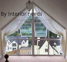 picking out window coverings for the bedroom italian stringing on voiles at an apex window by interior