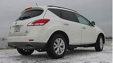 active cabin noise suppression 2012 nissan murano parking system 2012 nissan murano sl review auto123 com