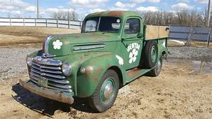 1947 Mercury One Ton F1 F3 Pickup Truck Very Rare & Good