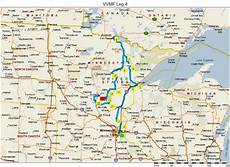 Map And Route - route map vfw ride for healing