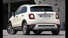 fiat 500 x cross 2019 fiat 500x city cross interior exterior and drive