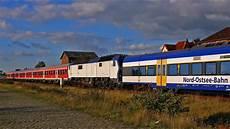 N Wagen Bei Der Nord Ostsee Bahn