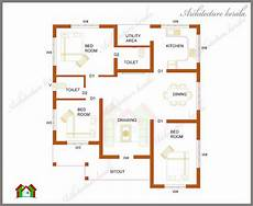 free kerala house plan for spacious 3 bedroom architecture kerala three bedrooms in 1200 square feet