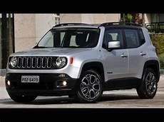 Jeep Renegade Longitude - jeep renegade longitude 4x4 diesel rodas aro 18 slalom