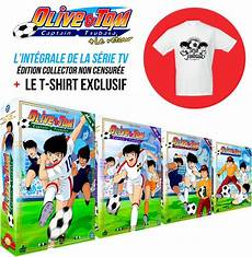 coffret olive et tom olive et tom int 233 grale pack 4 coffrets dvd t shirt