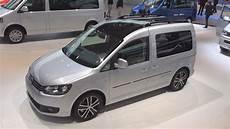 Volkswagen Caddy Edition 30 Exterior And Interior