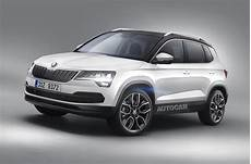Neuer Suv Skoda - new skoda compact suv launch in 2019 to rival nissan juke