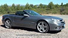 Essai Mercedes Sl 350