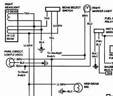 gmc 2012 ignition wiring diagram free wiring diagram 1991 gmc free headlight wiring diagram for 1991 gmc k1500
