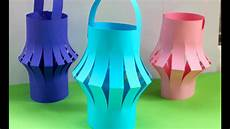 Laterne Basteln Einfach - how to make a paper lantern activities
