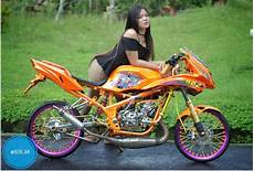 Rr 150 Modif by Gambar Modifikasi Kawasaki Rr 150 Terbaru