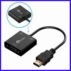Converter Adapter Cable by 3 In 1 Hdmi To Vga Adapter Cable Converter With Micro Usb