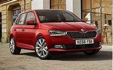 2019 Skoda Fabia Review A Mild Facelift Struggles To