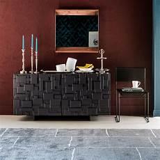 buffet haut de gamme buffet salon design en bois mondrian idkrea collection d