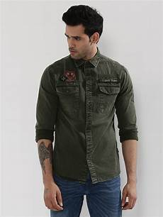 buy jones washed utility shirt for s