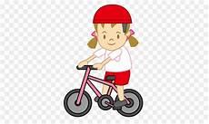 Gambar Kartun Anak Naik Sepeda Gambar Kartun