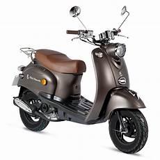 45 kmh roller gmx 460 retro scooter 45 km h braun 4 takt 50ccm motor