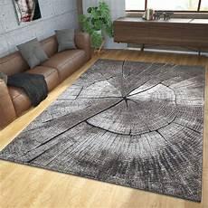 teppich natur teppich modern baumstamm natur grau braun teppichmax
