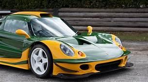 1997 Lotus Elise GT1 &187 Dylan Miles